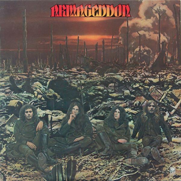 Armageddon - Armageddon cover