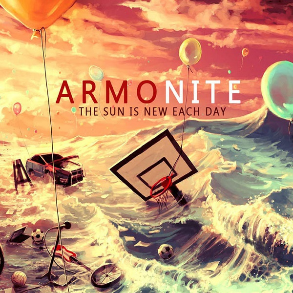 Armonite — The Sun Is New Each Day