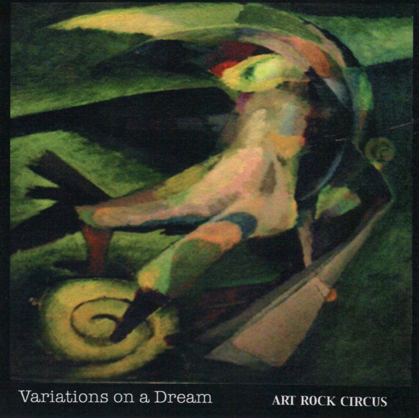 Variations on a Dream Cover art