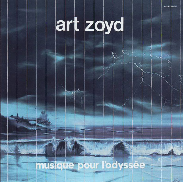 Art Zoyd — Musique pour l'Odyssée