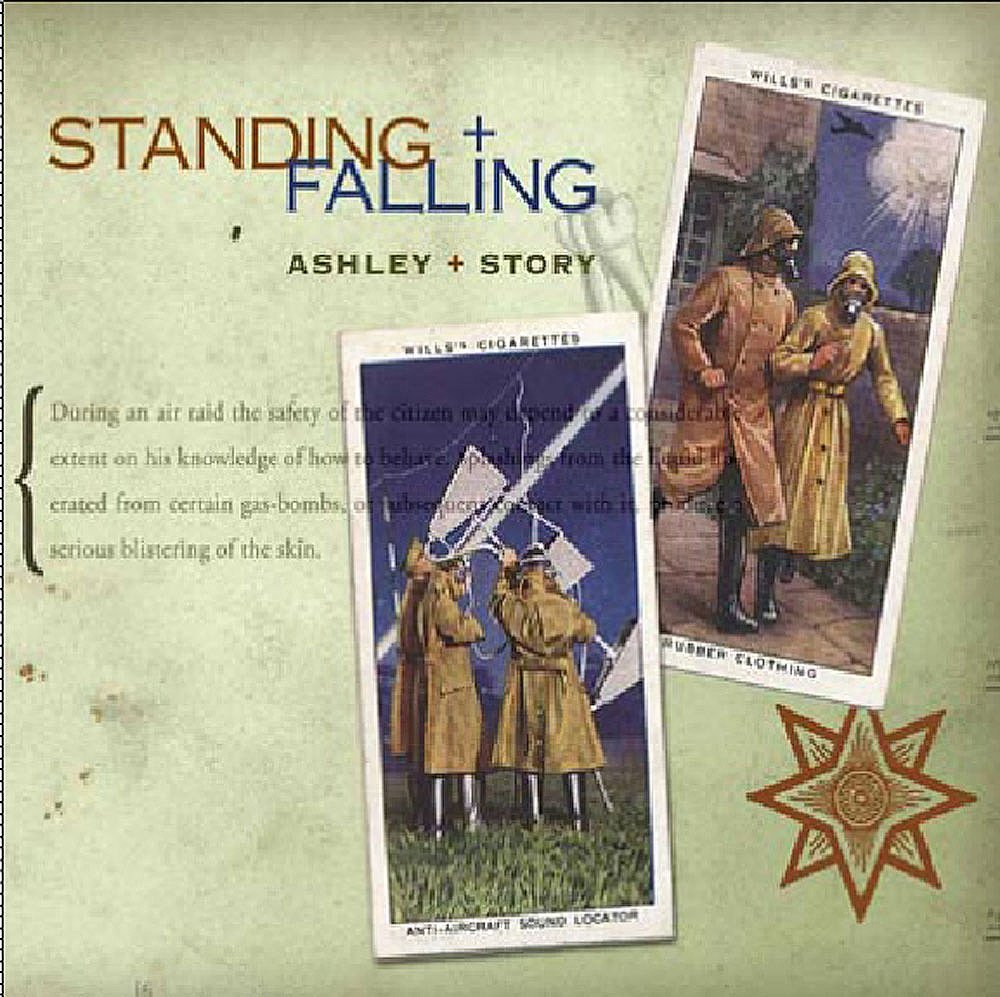 Dwight Ashley & Tim Story — Standing + Falling