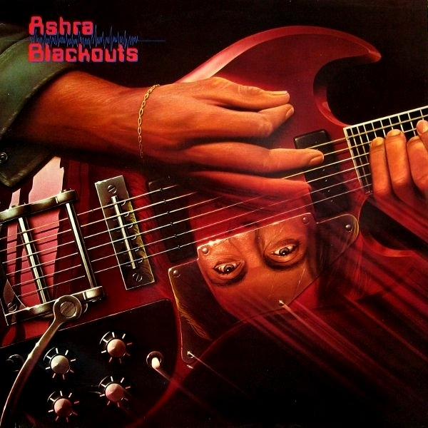 Ashra  — Blackouts