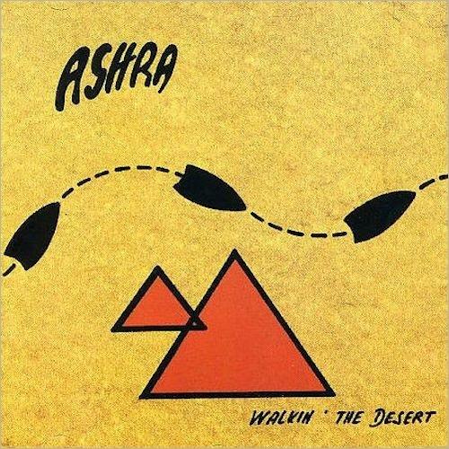 Ashra — Walkin' the Desert