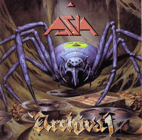 Archiva 1 Cover art