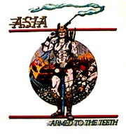 Asia / Armed to the Teeth Cover art
