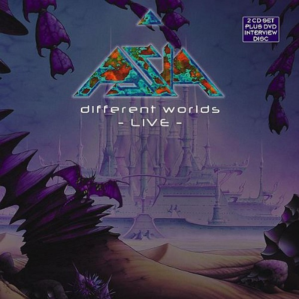 Asia — Different Worlds Live