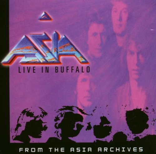 Live in Buffalo Cover art