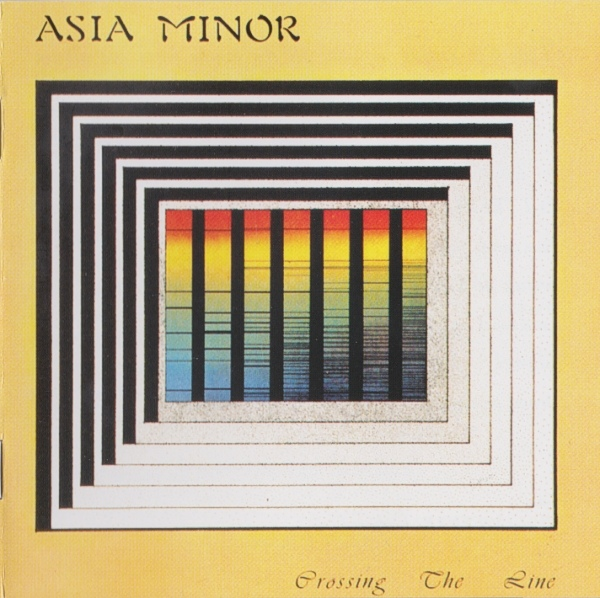 Asia Minor — Crossing the Line
