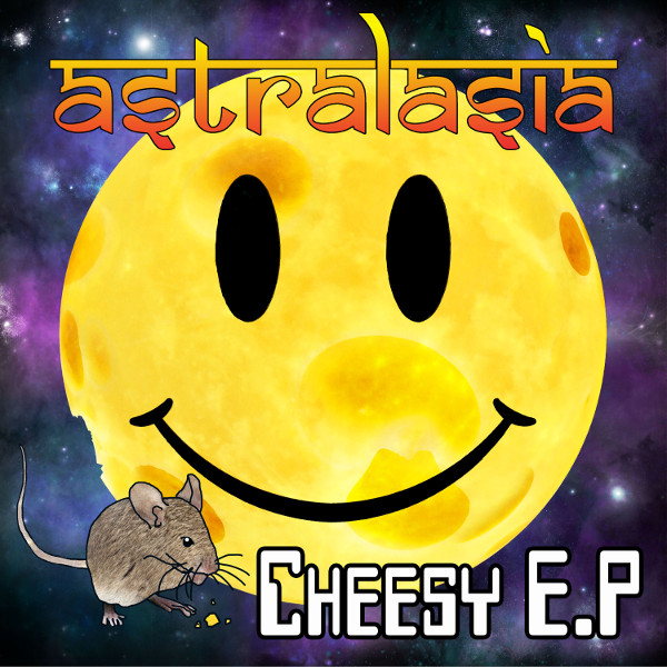 Cheesy Cover art