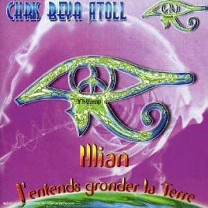 Illian, J'entends gronder la Terre Cover art