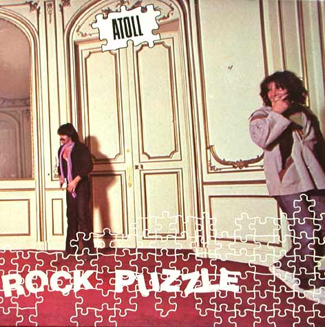 Rock Puzzle Cover art