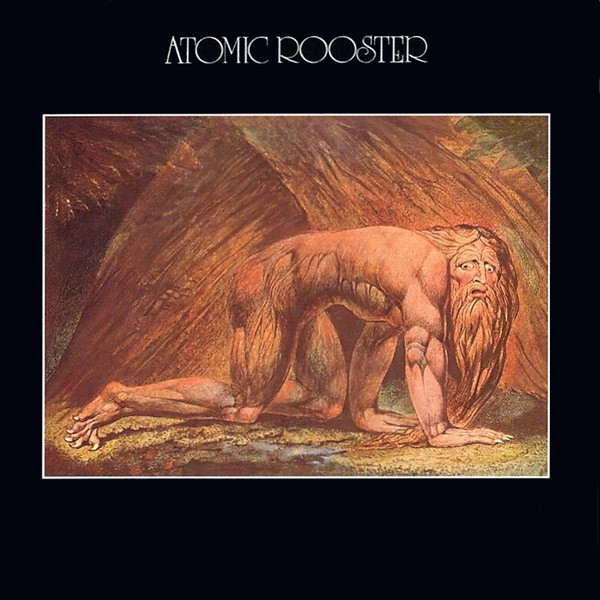 Atomic Rooster — Death Walks behind You