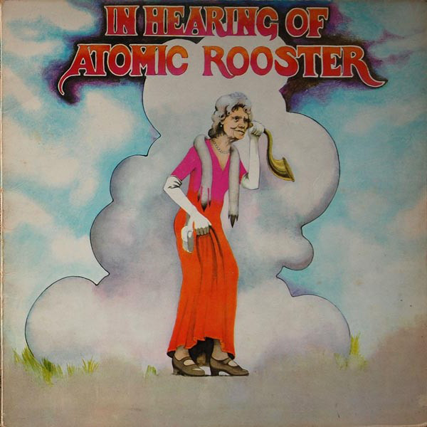 Atomic Rooster — In Hearing Of