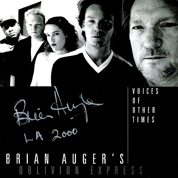 Brian Auger's Oblivion Express  — Voices of Other Times