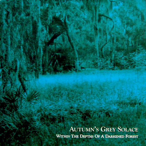 Autumn's Grey Solace — Within the Depths of a Darkened Forest