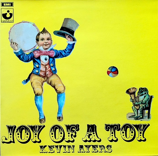 Joy of a Toy Cover art