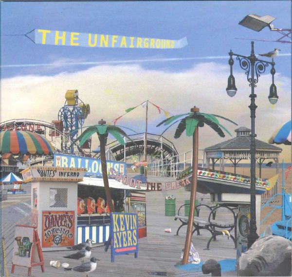 Kevin Ayers — The Unfairground