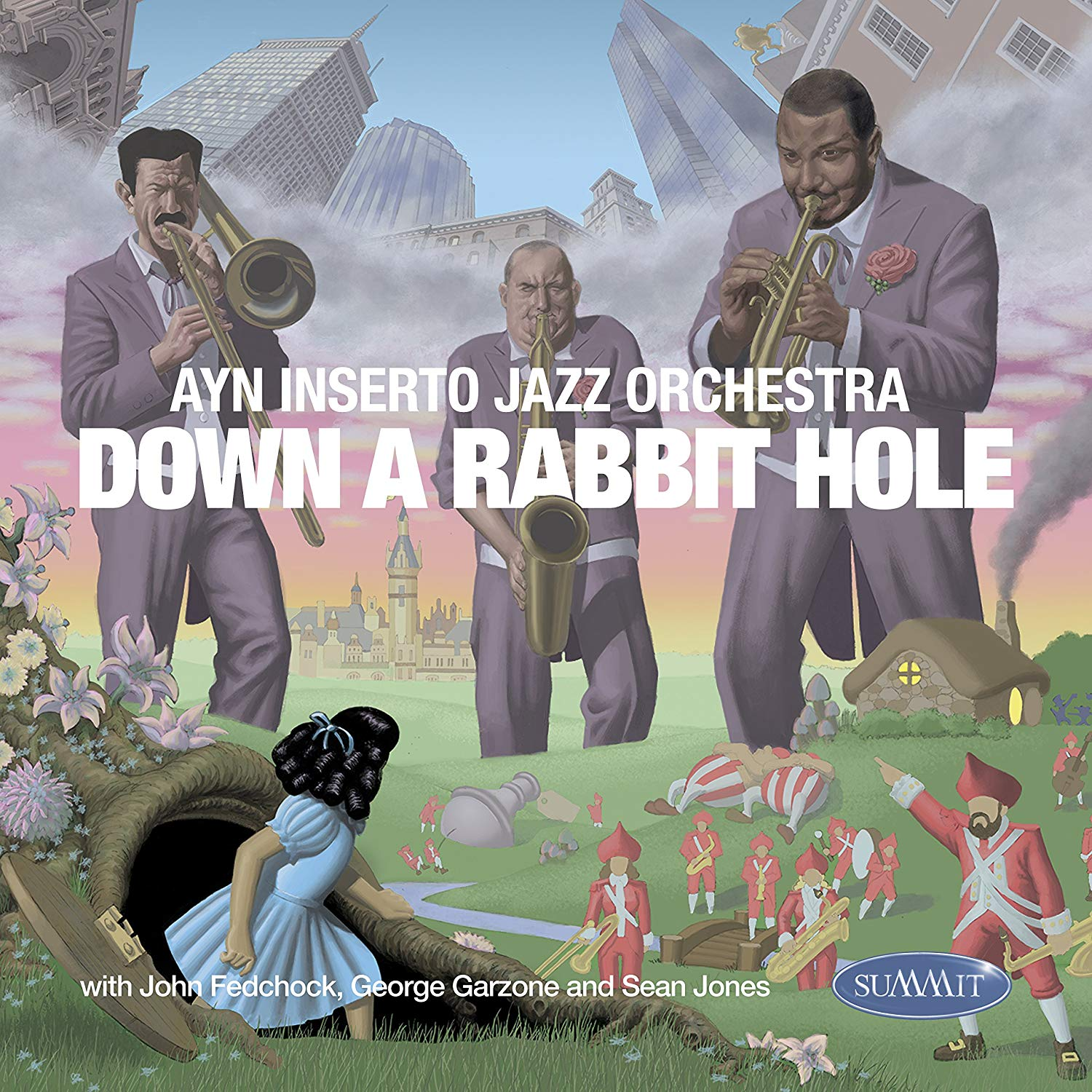 Down a Rabbit Hole Cover art