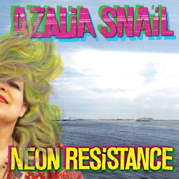 Neon Resistance Cover art