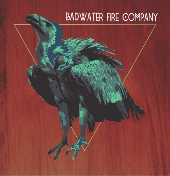 Badwater Fire Company Cover art