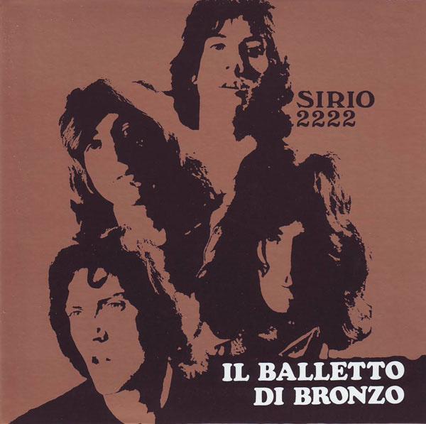 Il Balletto di Bronzo — Sirio 2222