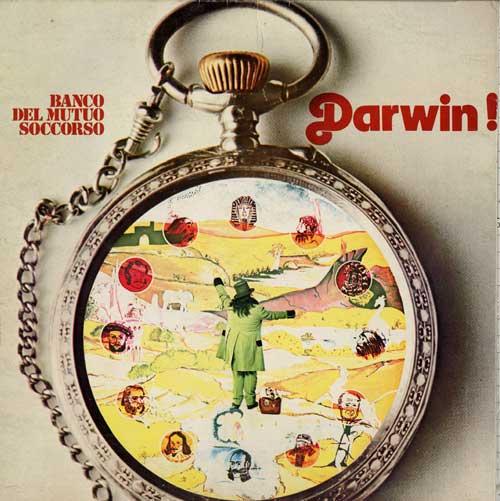 Darwin! Cover art
