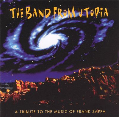 A Tribute to the Music of Frank Zappa Cover art