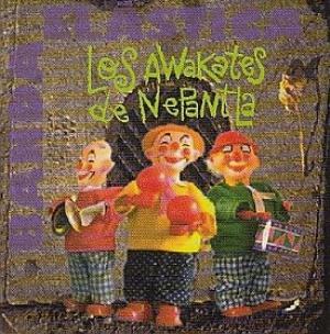 Los Awakates de Nepantla Cover art