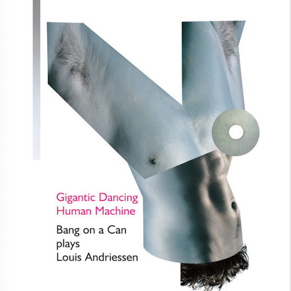 Bang on a Can — Gigantic Human Dancing Machine