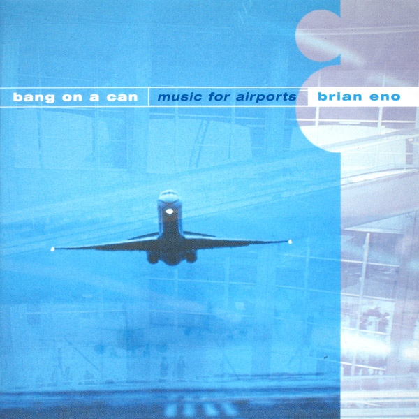 Music for Airports - Brian Eno Cover art