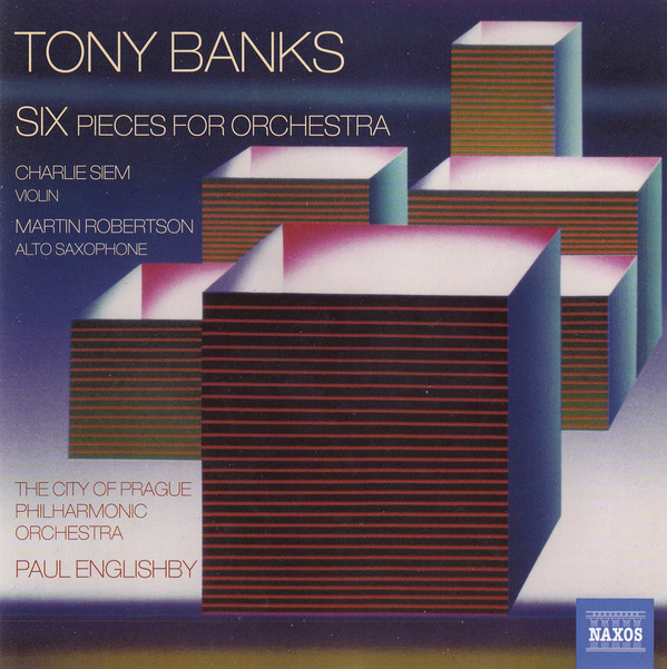 Tony Banks — Six Pieces for Orchestra