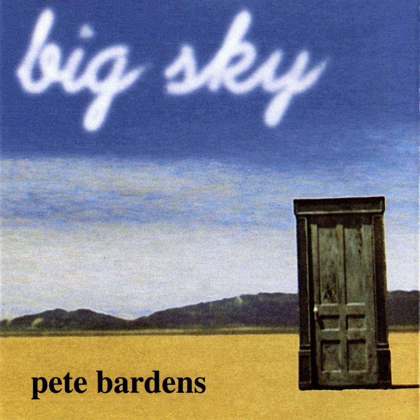 Pete Bardens — Big Sky