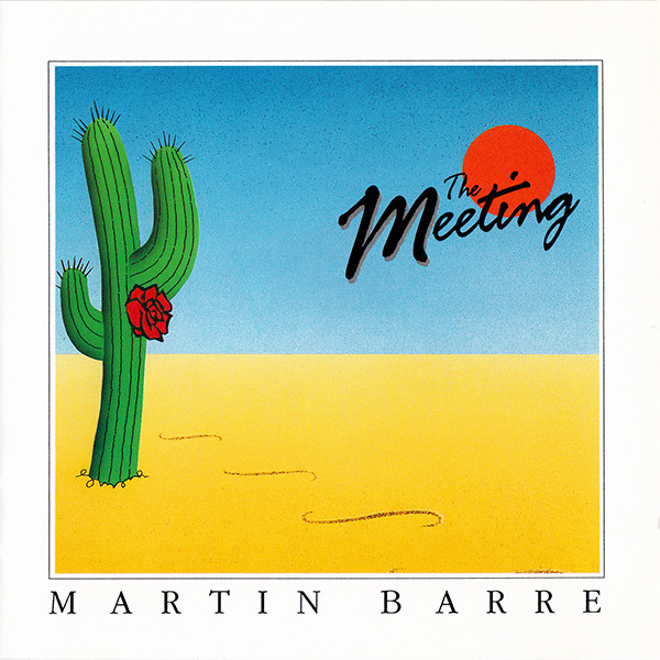 Martin Barre — The Meeting