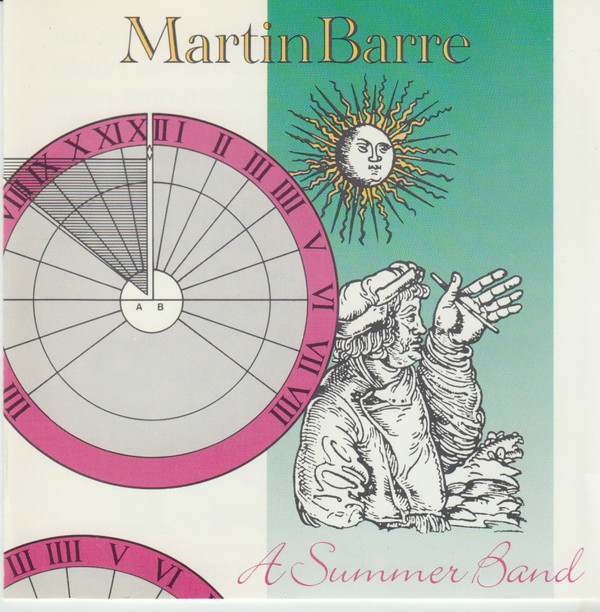 Martin Barre — A Summer Band