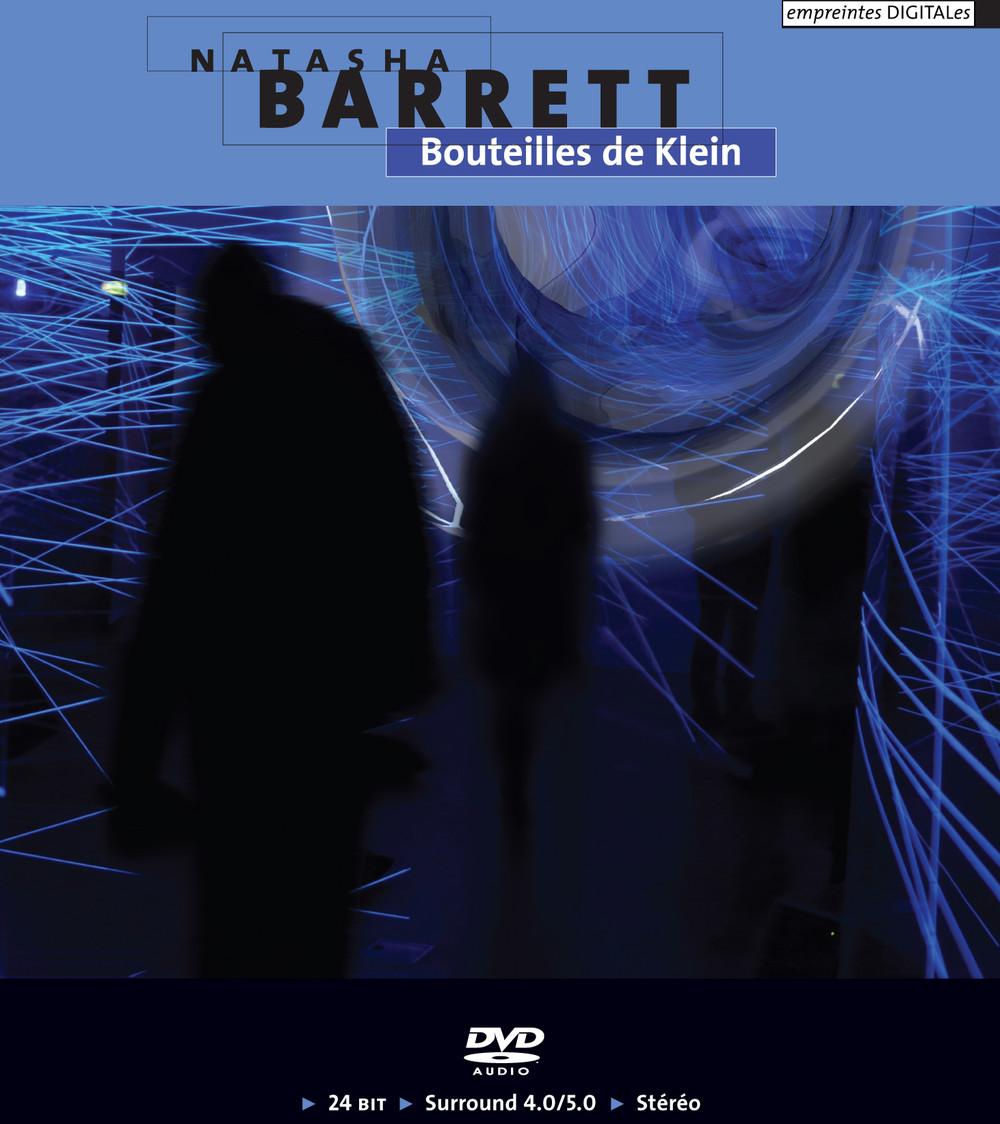 Natasha Barrett — Bouteilles de Klein