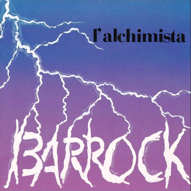 L'Alchimista Cover art