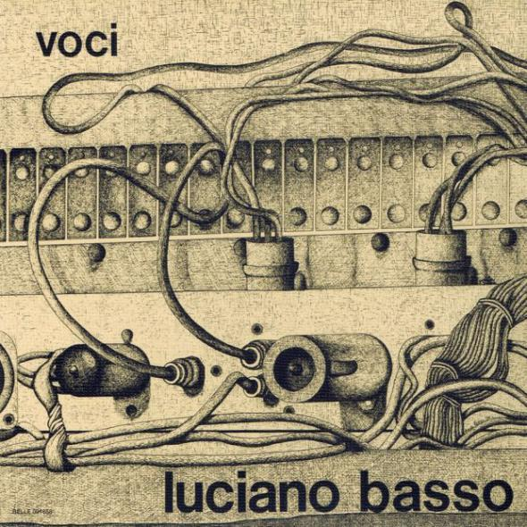 Voci Cover art
