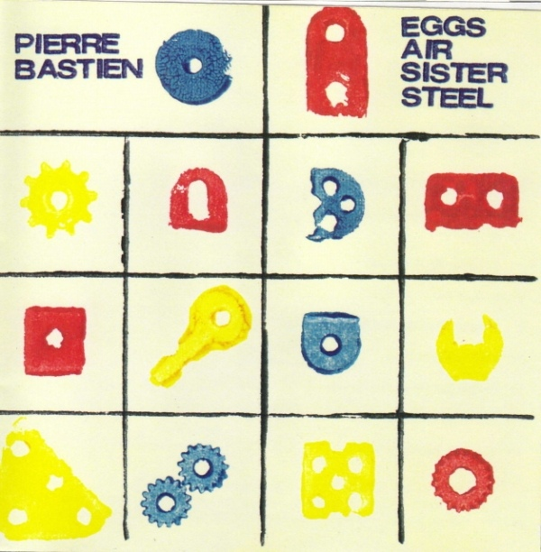 Eggs Air Sister Steel Cover art