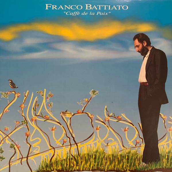 Franco Battiato — Caffé de la Paix