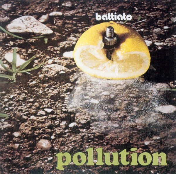Pollution Cover art