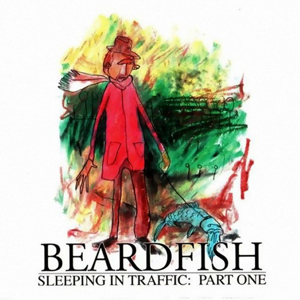 Sleeping in Traffic: Part One Cover art