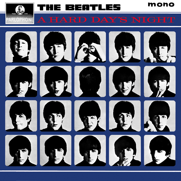 The Beatles — A Hard Day's Night