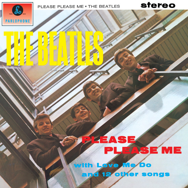 The Beatles — Please Please Me