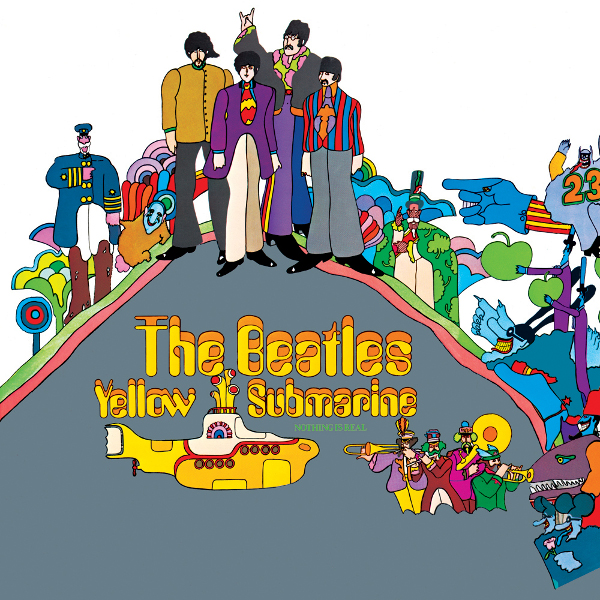 The Beatles — Yellow Submarine