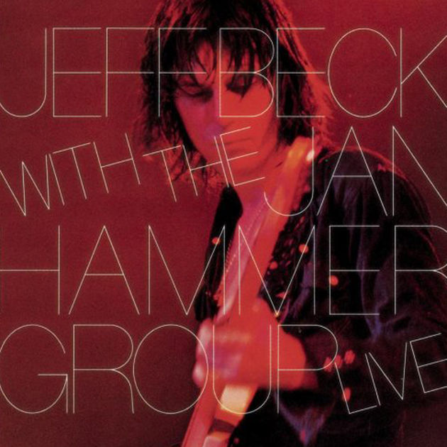 Jeff Beck with the Jan Hammer Group — Live