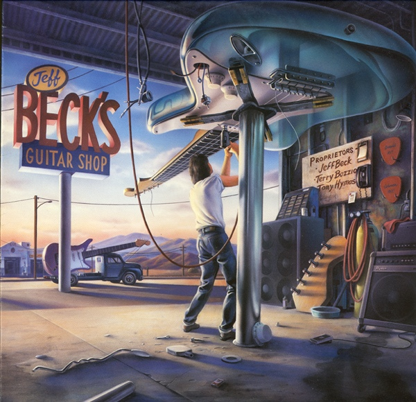Jeff Beck — Jeff Beck's Guitar Shop