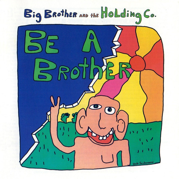 Be a Brother Cover art