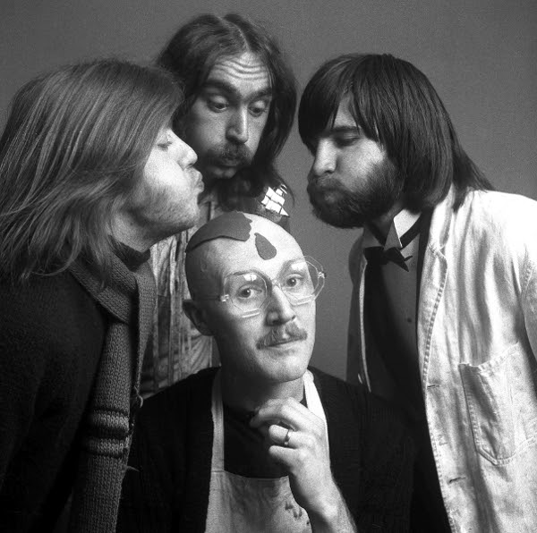 Vivian Stanshall / Big Grunt — In Session