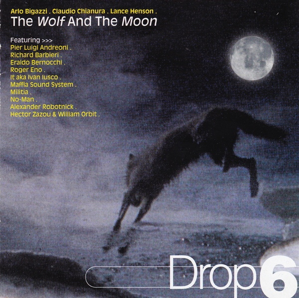 Drop 6: The Wolf & The Moon Cover art