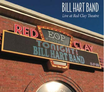 Live at Red Clay Theatre Cover art